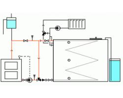 Ombyggnad oljetank till ackumulatortank